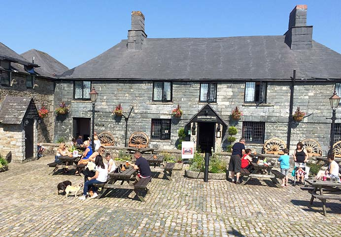 Jamaica Inn Bodmin Moor Ltd