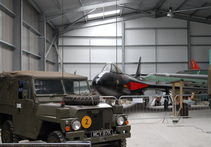 Davidstow Cornwall at War Museum